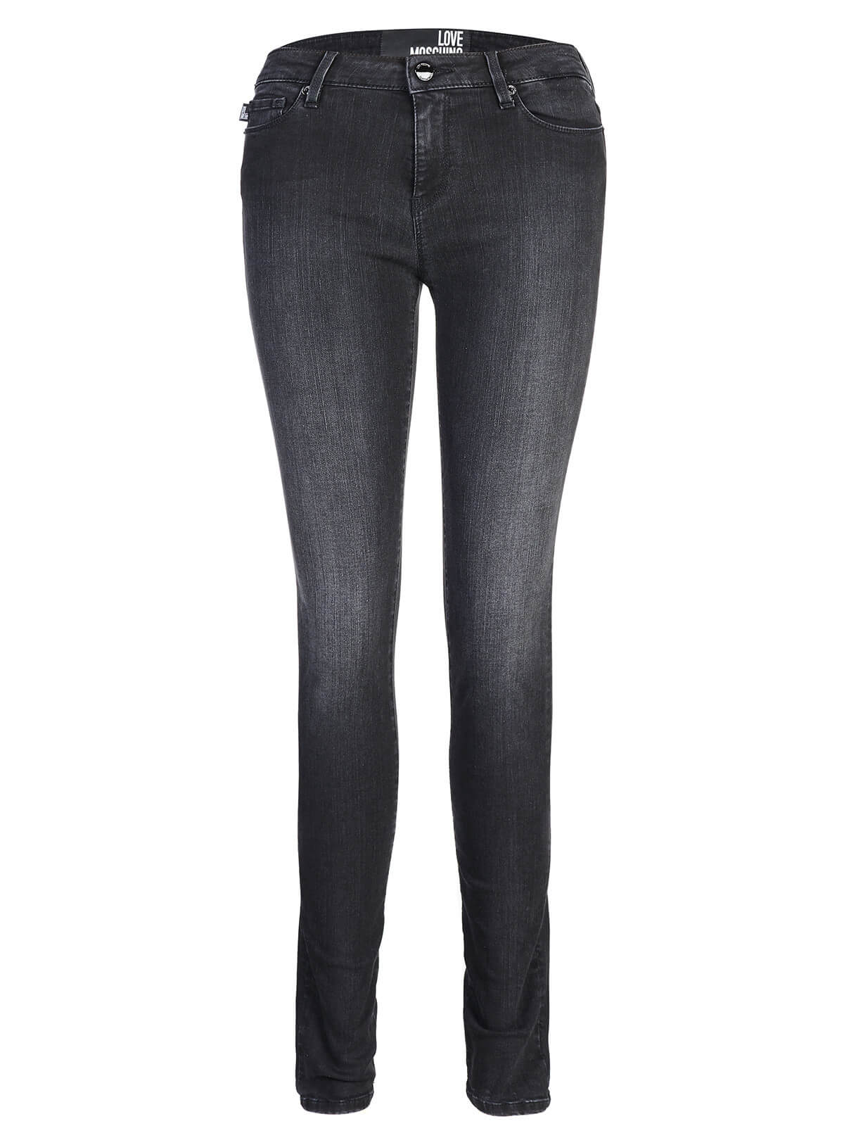 Love Moschino Jeans Black by Love Moschino